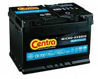 Аккумулятор Centra Micro-hybrid AGM CK700 70 А/ч