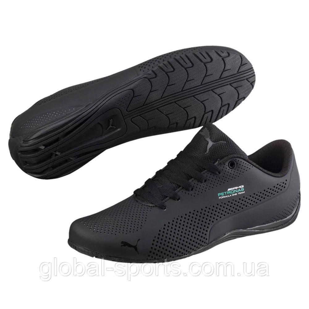 d0c6453fda8a56 Мужские кроссовки Puma Mercedes Mamgp Drift Cat Ultra(Артикул:30602402) - магазин  Global
