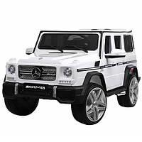 Детский электромобиль Джип «Mercedes-AMG» M 3567EBLR-1 Белый