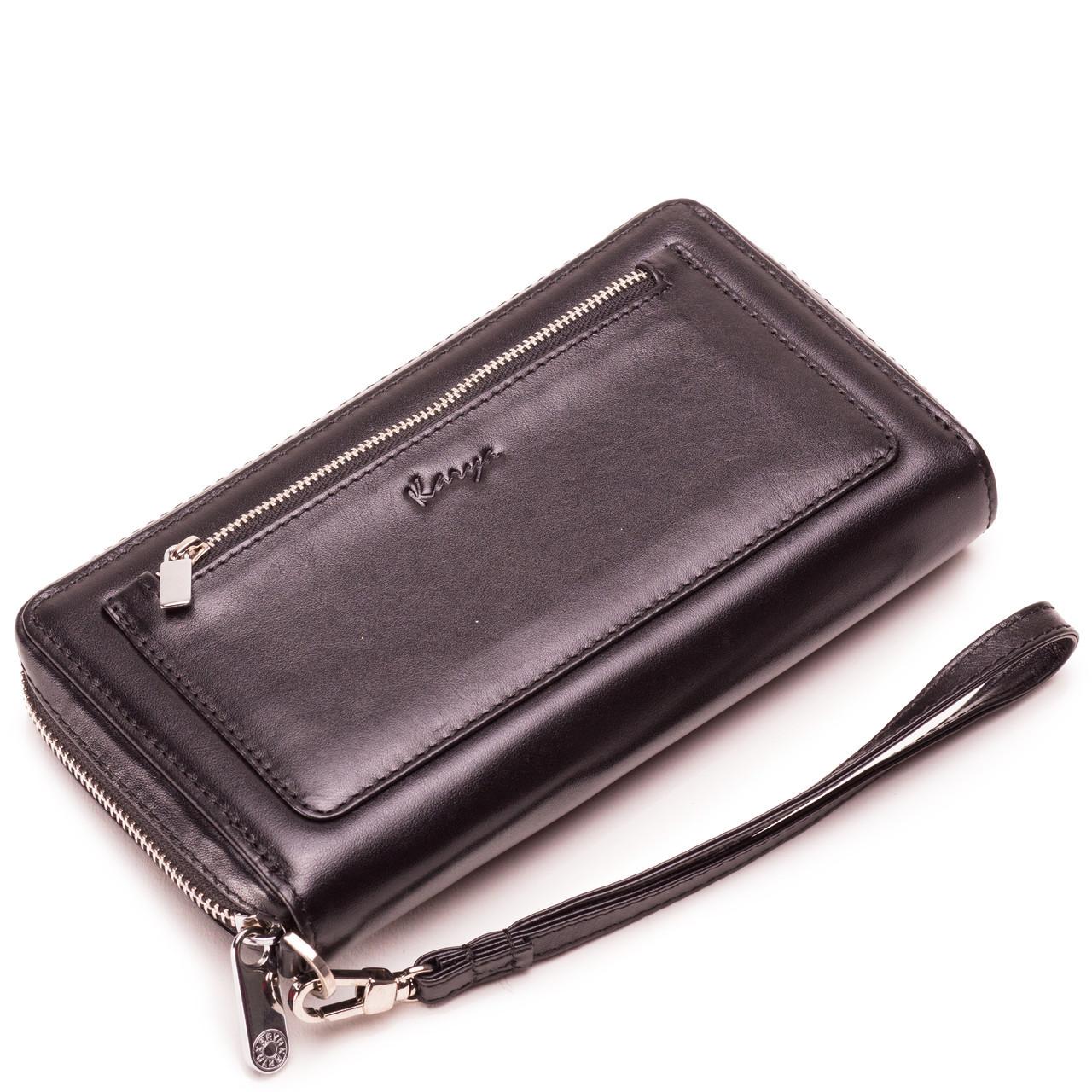 83babbd0500c Мужской клатч кожаный чёрный Karya 0713-45 : продажа, цена в ...