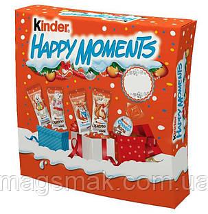 Подарок новогодний Киндер Сюрприз Happy Moments + Сертификат соответствия, фото 2