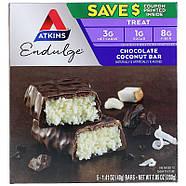 Atkins – Кокос в шоколаде, фото 2