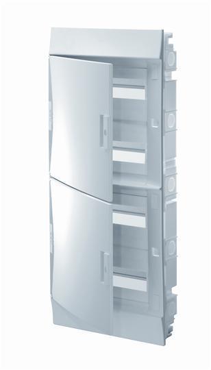 Встраиваемый шкаф ABB Mistral на 48 модуля IP41 1SLM004100A1108