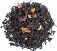Императорский черный ароматизированный чай Teahouse 100 гр