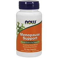 Комплекс для женщин NOW Foods Menopause Support 90 вег. капсул