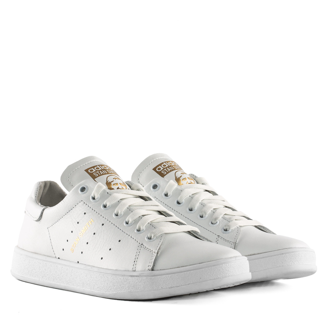 e0e0a669 Купить Кеды женские Benz (кожаные, белые, на шнурках, модные) 38 ...
