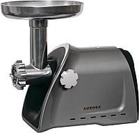 Электромясорубка Aurora 148 серый 63015