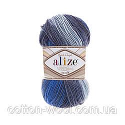 Alize Superlana Klasik batik (Ализе Суперлана классик батик) 4761