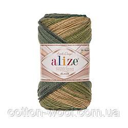Alize Superlana Klasik batik (Ализе Суперлана классик батик) 4840