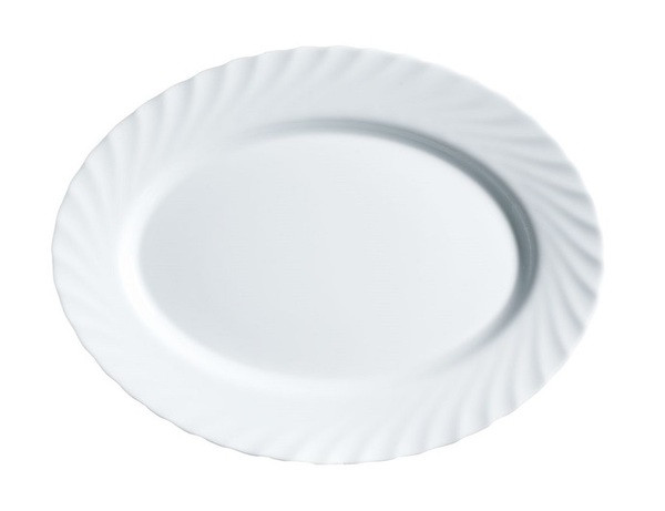Блюдо Luminarc TRIANON овальное 290 мм 09392