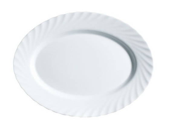 Блюдо Luminarc TRIANON овальное 290 мм 09392, фото 2