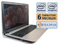 Ноутбук Asus R541NA-GO224T 15.6 (1366x768) / Intel Pentium N4200 (4x1.1GHz) / RAM 4Gb / HDD 500Gb / АКБ 3 ч. 45 мин./ Сост. 9.5