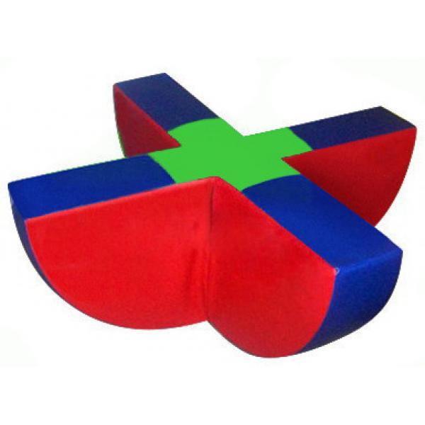 Тренажер гойдалка Крестоподобная Kidigo MMKA1