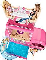 Кемпер трейлер Барби Barbie Pop Up Camper для Барби фургон для путешествий, фото 6