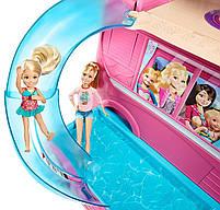 Кемпер трейлер Барби Barbie Pop Up Camper для Барби фургон для путешествий, фото 9