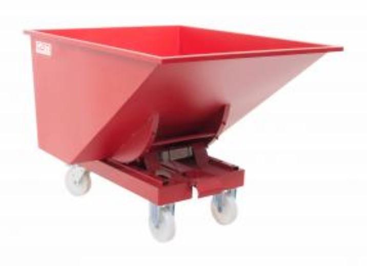 Ковш CAM KPC с передним опрокидыванием