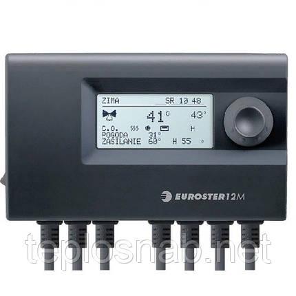 Термоконтроллер Euroster 12M, фото 2