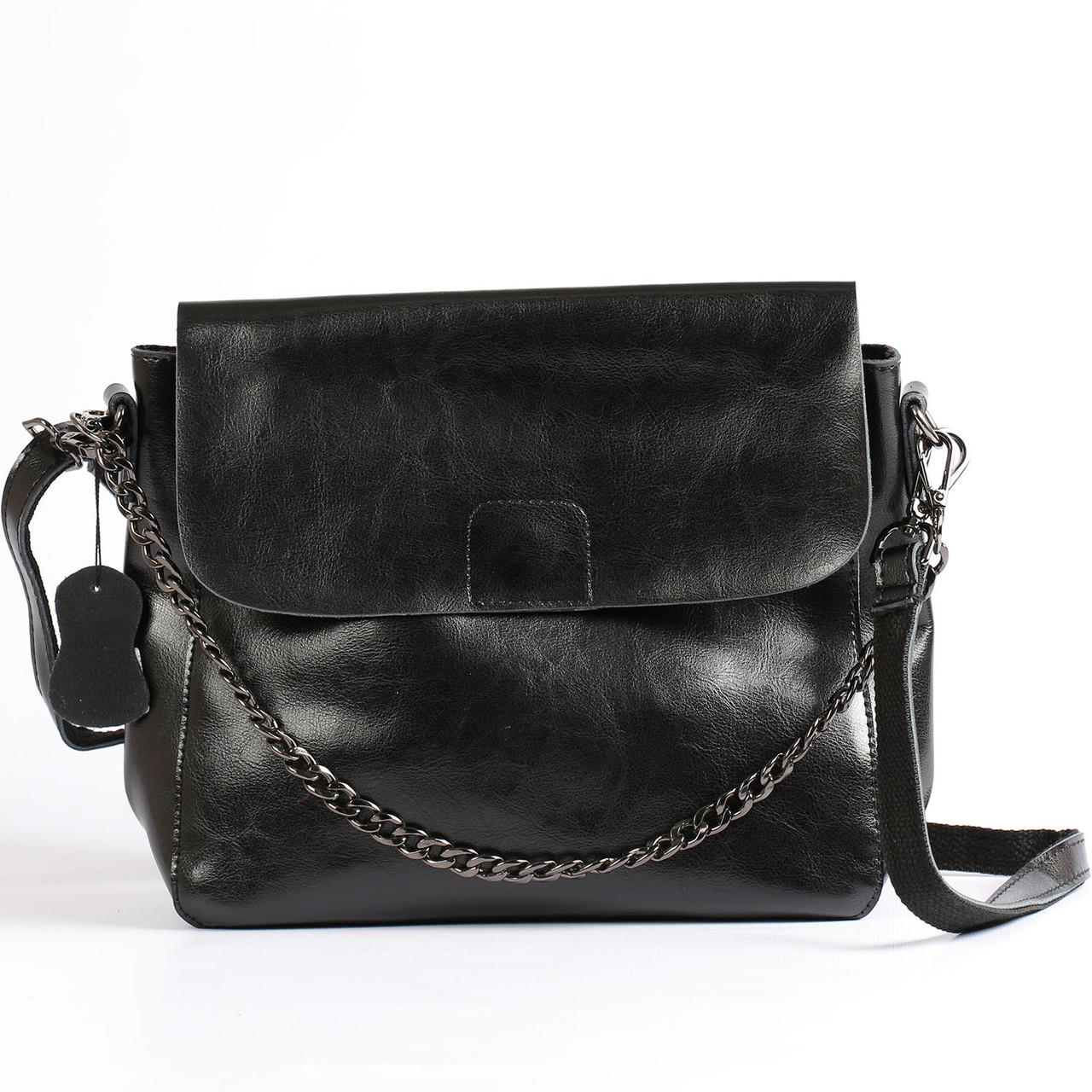 7dbbf0c8600e Женская кожаная сумка