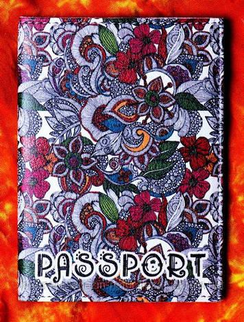 Обложка на паспорт, фото 2