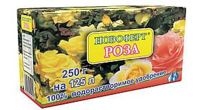 """Удобрение Новоферт """"Роза"""" 250 г, Украина"""