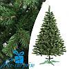 Новогодняя искусственная елка из плёнки ПВХ ЛЕСНАЯ 100 см