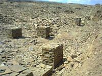 Камень-песчаник(пластушка)