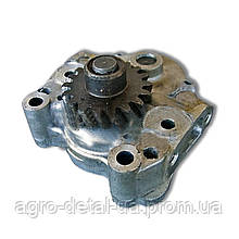 Насос масляный Д144-1403010 двигателя Д 144 трактора Т-40,Т-40 М,Т-40 АМ,Т-40 А,ЛТЗ-55