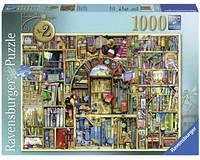 Пазл Причудливый книжный магазин 2 1000 эл RSV-194186