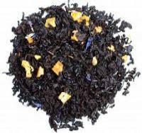 Зимняя сказка черный ароматизированный чай  Teahouse 100 гр