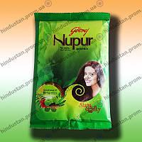 Хна для волос Nupur 9 трав 150 г