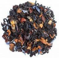 Рождество черный ароматизированный чай Teahouse 100 гр
