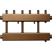 Коллектор стальной Termojet с комплектом креплений выходы вверх К52В.150.(300) (СК-553.150)