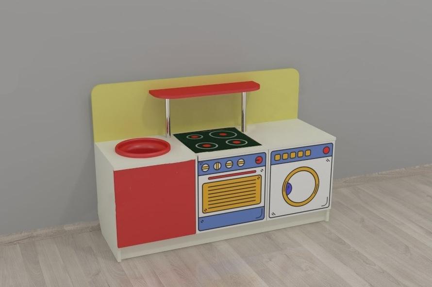 Кухня детская Design Service Стандарт (1112)