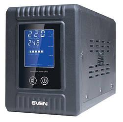 Источник бесперебойного питания Sven Reserve Home-500 Ва (300Вт).