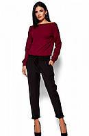 Классические женские брюки Мисса черный (S-L), фото 1