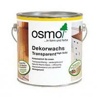 Osmo 3166 Орех Dekorwachs Transparent  (Осмо, Германия)