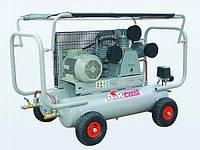Компрессор передвижной с электрическим приводом СБ4/С-90.W115/6 Remeza AirCast Беларусь