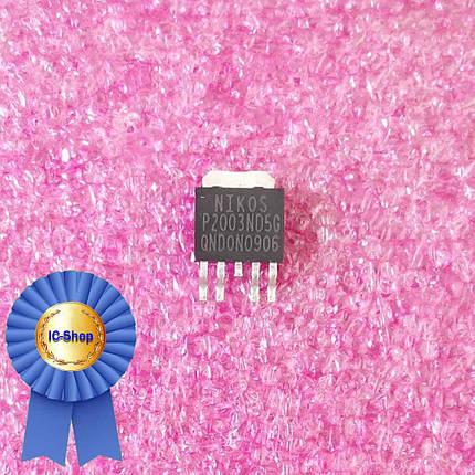 Микросхема P2003ND5G, фото 2