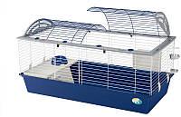 Большая клетка для кроликов и морских свинок Ferplast Casita 120 (119*61*h58 см)
