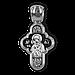 Крест Распятие Христово. Владимирская икона Божией Матери, фото 2