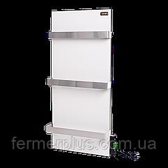 Керамический полотенцесушитель Dimol Standart 07 TR с терморегулятором кремовый