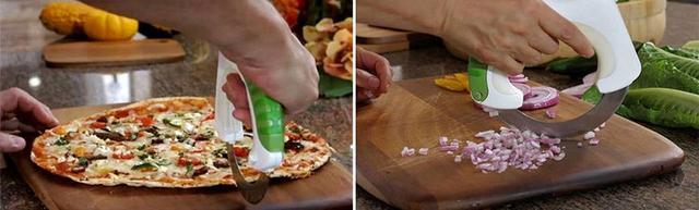 Нож для пиццы Bolo (Боло), круглый нож для резки