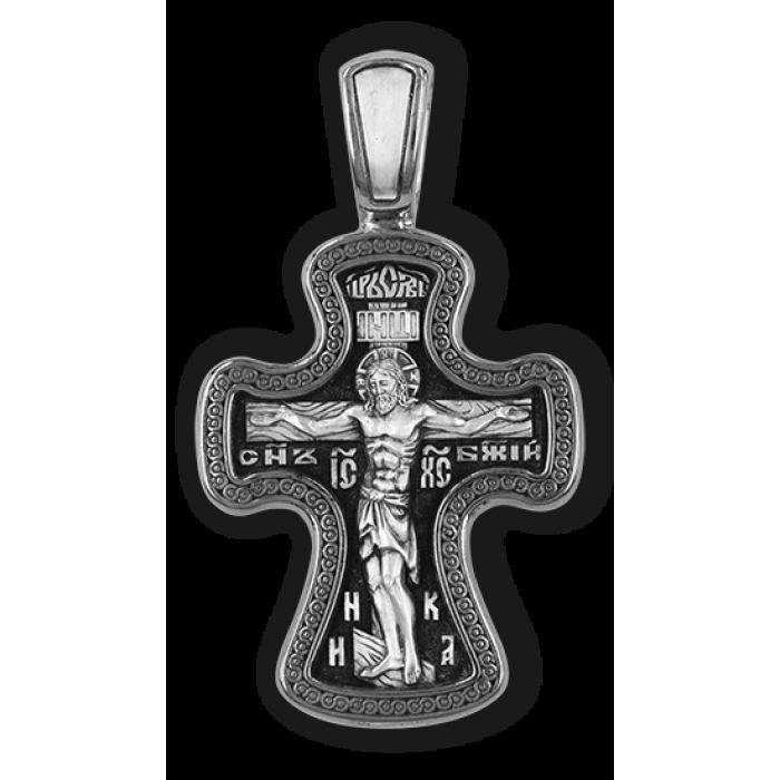 Крест Христово. Икона Божией Матери Знамение