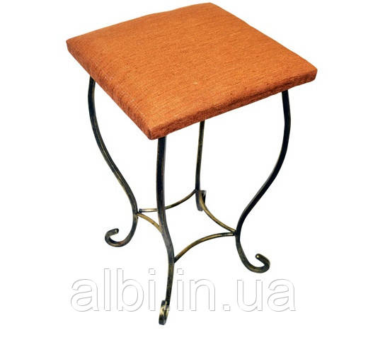 Кованый стул 1