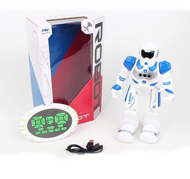 Детская игрушка на радиоуправлении Робот HX889