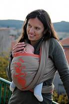Тканный слинг шарф NEOBULLE Feng Shui Gaïa