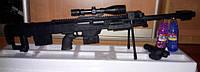 Детская Снайперская винтовка на пульках (6мм) CYMA P.1161 Реплика DSR-1 Германия Koalorka