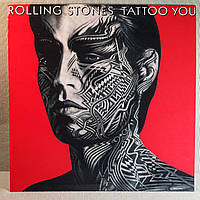 CD диск The Rolling Stones - Tattoo You