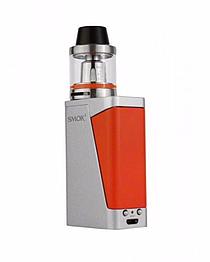Стартовый набор SMOK H-Priv Mini Starter Kit Серебристо-оранжевый (6970232212103)