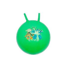 Мяч - фитбол детский с рожками 55см